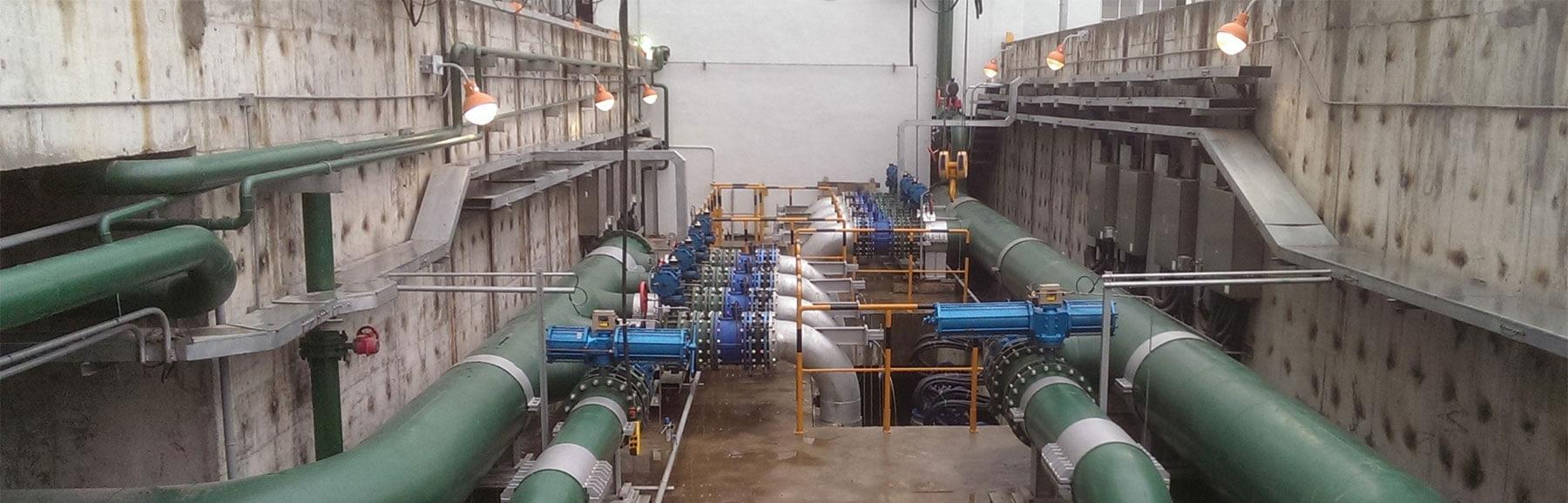 Kuehlwasserkreislauf-Tauchpumpen